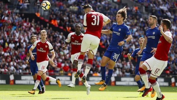 Arsenal gewinnt den Supercup