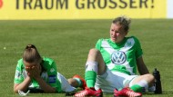 Schwarzer Abend für deutsche Fußballfrauen