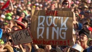 Rock ohne Ring