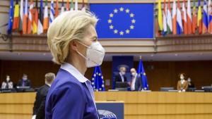 Ethikbehörde soll Abgeordnete in Brüssel kontrollieren