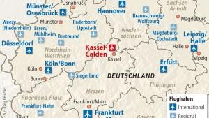 Mehr Druck auf Flughafen Kassel-Calden