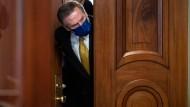 Trump-Anwalt Michael van der Veen im amerikanischen Senat