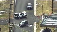 Toter nach Schüssen am NSA-Hauptquartier