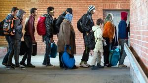 Behörden rechnen offenbar mit 1,5 Millionen Flüchtlingen