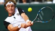 Deutsches Tennis-Herren bleiben erstklassig