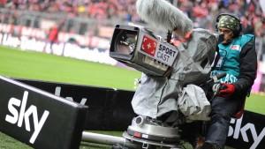 Sky Deutschland steigt bei Sport1 ein