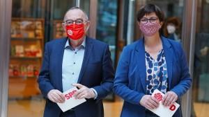 Die SPD sucht nach der Angriffsfläche