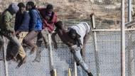 Wie Spanien die Flüchtlingskrise in den Griff bekommen hat