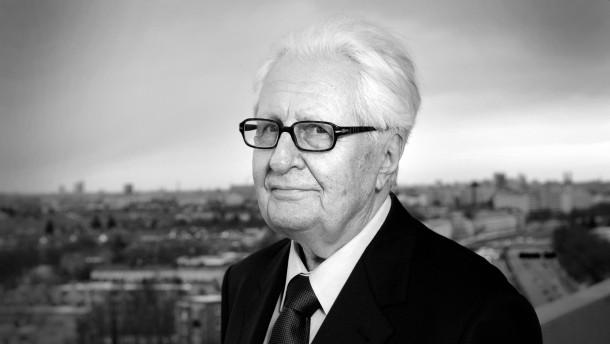 Früherer SPD-Chef Hans-Jochen Vogel ist tot