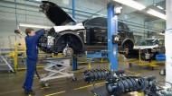 Opel gibt Russland auf