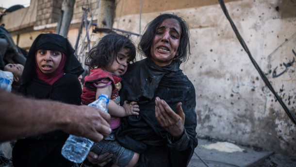 UN: IS exekutierte 163 Zivilisten bei Flucht aus Mossul