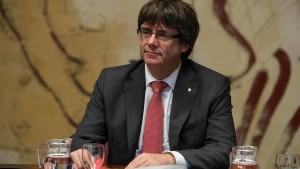Regionalpräsident will sich vor spanischem Senat verteidigen