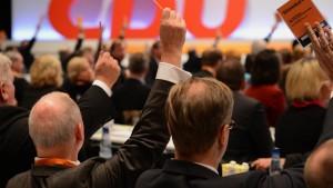 """CDU gegen steuerliche Gleichstellung der """"Homo-Ehe"""""""