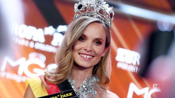 """Nadine Berneis ist die neue """"Miss Germany"""""""