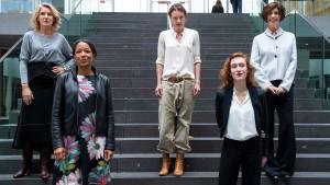 Kampagne für verbindliche Frauenquote