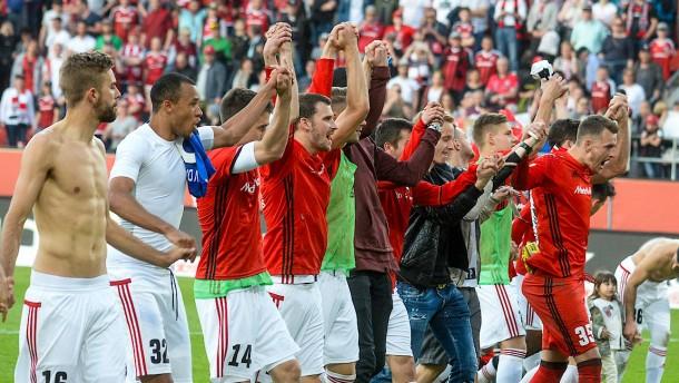 So dramatisch ist der Abstiegskampf in der Bundesliga