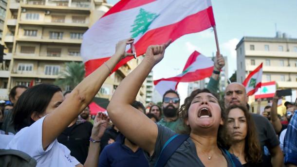 Saad Hariri kündigt Rücktritt an