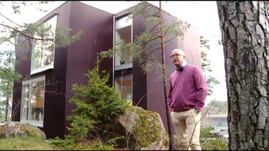 """Die """"Villa Altona"""" in Schweden"""