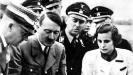 Unter der Protektion des Führers