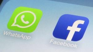 Facebook kommt nicht an Whatsapp-Daten
