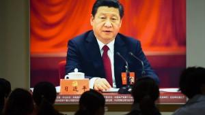 Wie mächtig machen Chinas Kommunisten ihren Staatschef?