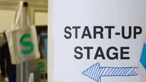 Geld für Start-ups und Plattformen