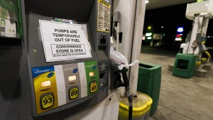 Weißes Haus verkündet baldiges Ende der Benzinknappheit