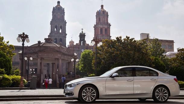 BMW reagiert gelassen auf Trumps Drohungen