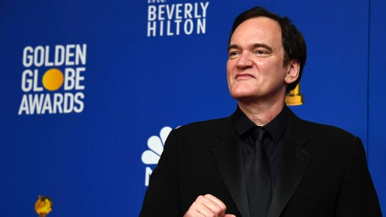 Tarantino deutet Karriere-Ende als Filmregisseur an