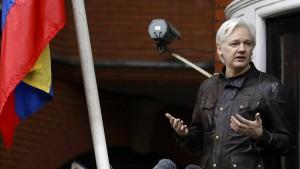 """Julian Assange ist kein Held"""