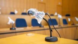 Das Virus im Gerichtssaal