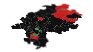 Alle Zahlen zur Landtagswahl in Hessen