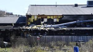 Offenbar Brandanschlag auf große Moschee in Schweden