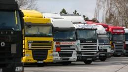 Nächste Klage gegen Lastwagenkartell