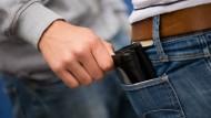 Auf Verbrecherjagd mit Zivilfahndern