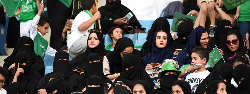 Frauen aus dem Nahen Osten