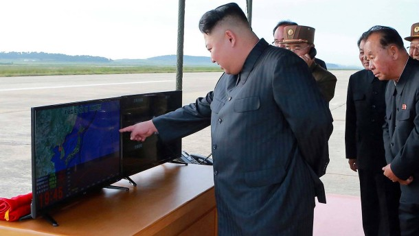 Brief Nach Nordkorea : Nordkorea erklärt sich nach raketentest zur atommacht