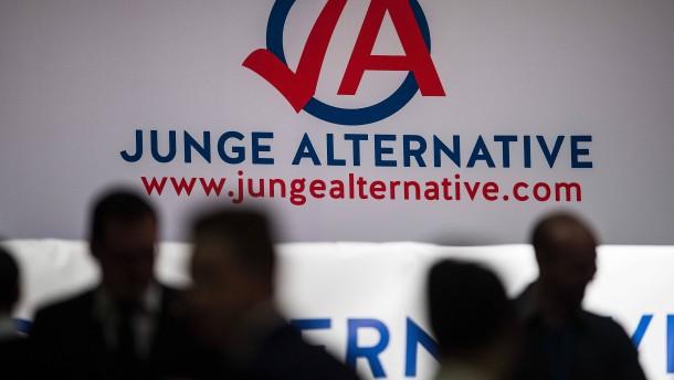 AfD-Bundesvorstand geht auf Distanz zu Parteijugend