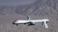 Syrien meldet Abschuss amerikanischer Drohne