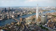 Bald nicht mehr in der EU: Blick auf die britische Hauptstadt London.