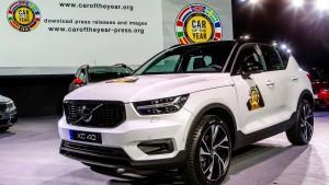 Das Auto des Jahres kommt von Volvo