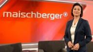 Sandra Maischberger, Mittwochs-Talkerin der ARD