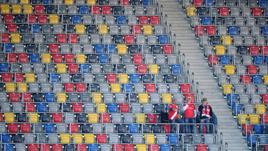 Welche Maßnahmen sind nötig, damit ein Stadion nicht zum Tatort wird?