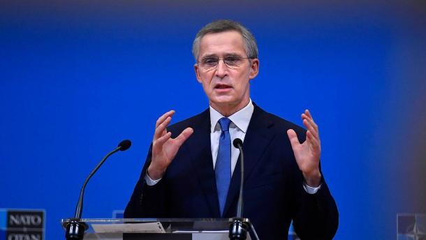 Wie Stoltenberg die Nato in die Zukunft führen will