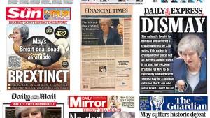 """""""Der Brexit-Deal ist tot wie ein Dodo"""""""