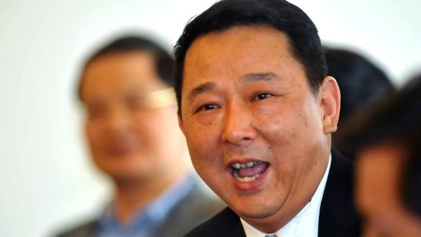 Chinesisches Gericht verurteilt früheren Konzernchef zum Tode
