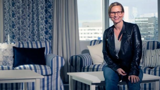 International, weiblich, Karstadt-Chefin