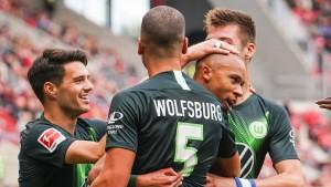 Wolfsburg mausert sich zum Spitzenteam