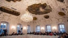 Seehofer dringt auf rasche Koalitionsverhandlungen