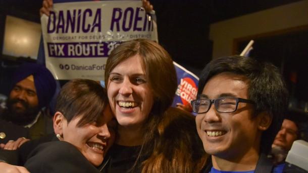 Erstmals zieht eine Transgender-Frau ins Parlament